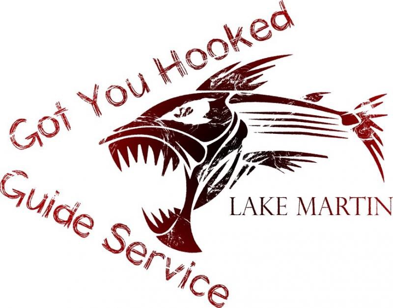 Got You Hooked Guide Service - Lake Martin Fishing Guides